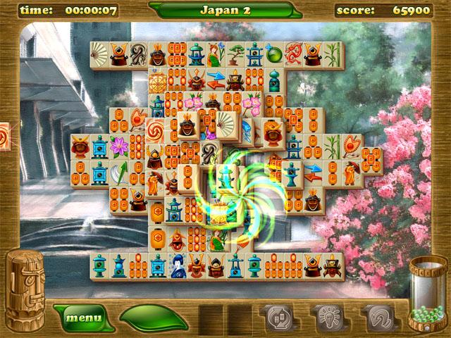 mahjong artefacts