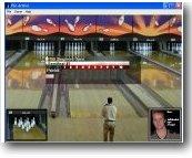 Pin Action Bowling