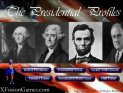 The Presidential Profiles Screen shot